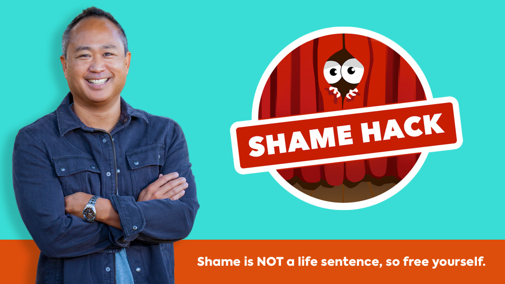 Shame Hack The book